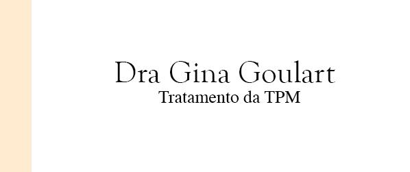 Dra Gina Goulart Tratamento da TPM em Brasília
