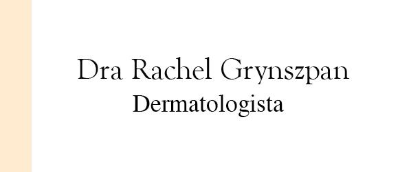 Dra Rachel Grynszpan Psoríase na Barra da Tijuca