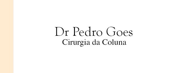 Dr Pedro Goes Cirurgia da Coluna na Barra da Tijuca