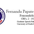 Dra Fernanda Papaterra Gagueira em São Paulo