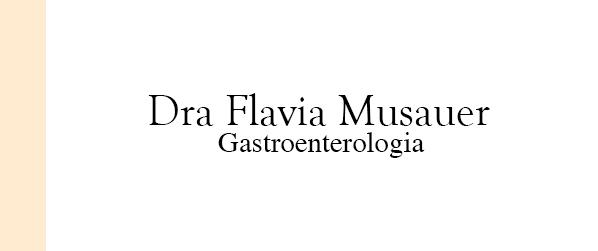 Dra Flavia Musauer Gastro na Freguesia