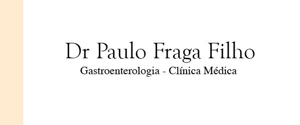 Dr Paulo Fraga Filho Síndrome do intestino irritável no Rio de Janeiro