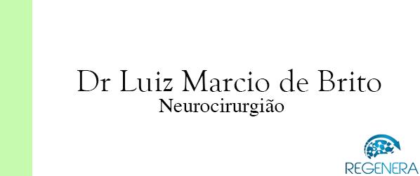 Dr Luiz Marcio Marinho Neurocirurgião coluna em Brasília