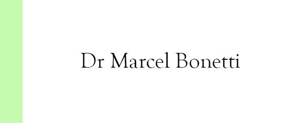 Dr Marcel Bonetti Ecodoppler dos membros inferiores em Brasília