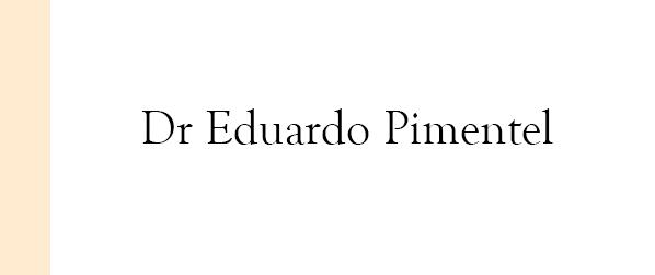 Dr Eduardo Pimentel Micro tese em Brasília
