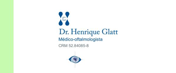 Dr Henrique Glatt Lente escleral na Barra da Tijuca