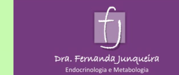 Dra Fernanda Damasceno Junqueira Endocrinologista na Barra da Tijuca