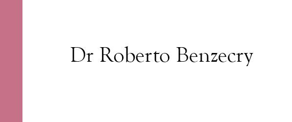 Dr Roberto Benzecry MIrena na Barra da Tijuca