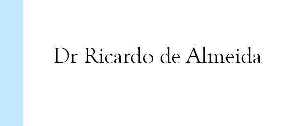 Dr Ricardo de Almeida Infertilidade masculina no Rio de Janeiro