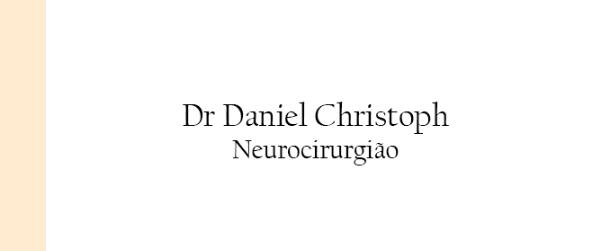 Dr Daniel Christoph Neurocirurgião em Botafogo
