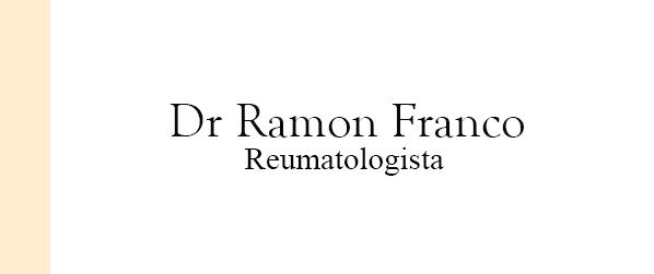 Dr Ramon Franco Dores nas articulações na Barra da Tijuca
