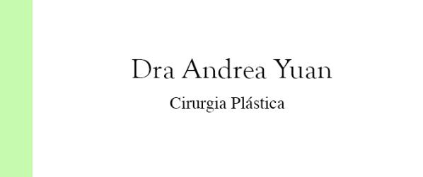 Dra Andrea Yuan Cirurgia plástica na Barra da Tijuca