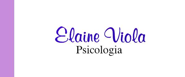Elaine Viola Terapia do esquema na Barra da Tijuca