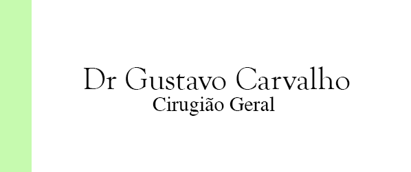 Dr Gustavo Carvalho Cirurgia geral Bradesco na Barra da Tijuca